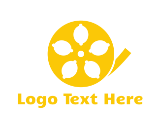 Lemonade - Lemon Reel logo design