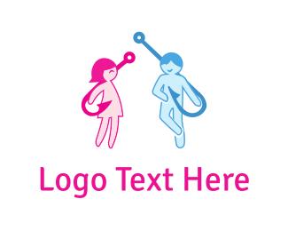 Hook - Human Hooks logo design