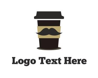 Latte - Mister Coffee  logo design