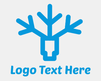 Package - Frostag logo design