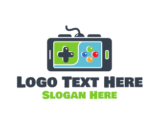 Mobile - Mobile Gaming logo design