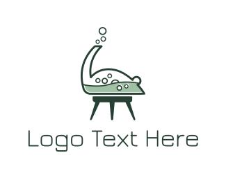 Poison - Lab Mouse logo design