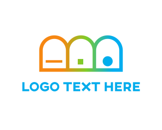 Colorful - Social Expressions logo design
