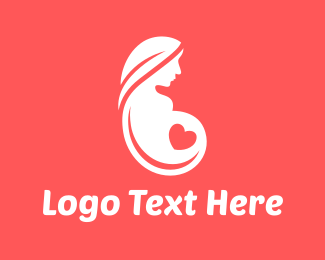 Fertility - Mother Love logo design