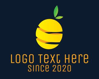 Lemonade - Lemon Peel logo design