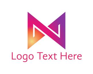 Infinite - Letter N logo design