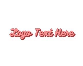 Sweet - Pink Sweet logo design