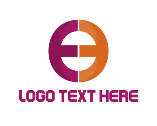 Business - E & E logo design