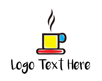 Coffee Mugs - Colorful Coffee Mug logo design