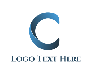 Legal - Abstract Letter C logo design