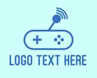 Switch - Wifi Tiny Controller logo design