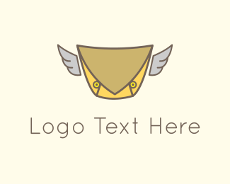 Mailing - Bird Mail logo design