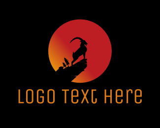 Ibex - Ibex Circle logo design