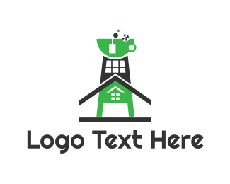 Tea - Tea Factory logo design