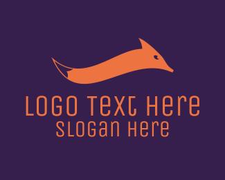 Fox Wave logo design