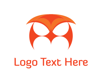 Mask - Owl Mask logo design