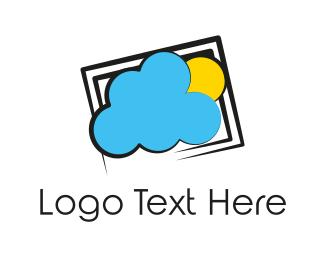 Picture - Sky Picture logo design