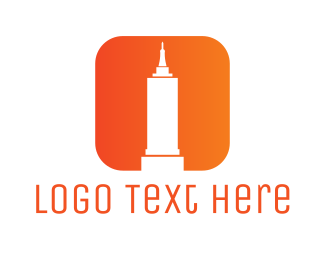 App - Empire State App logo design