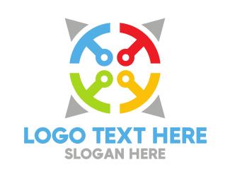 Site - Compass Group logo design