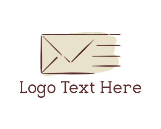 Speed - Fast Mail logo design