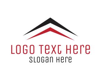 Property - Arrow Roof logo design