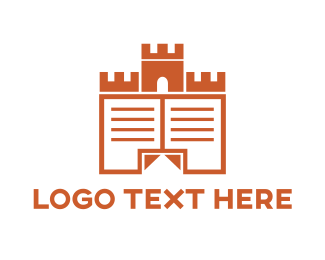 Page - Castle Documents logo design