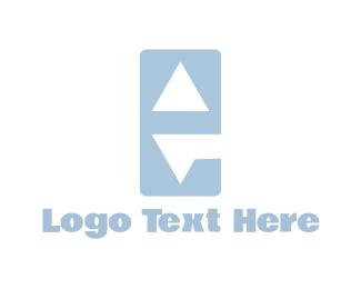 """Lift Letter E"" by logomanlt"