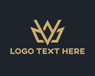 King Crown Logo Maker