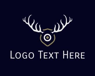 Hunting - Hunt Target logo design
