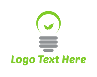 Eco Lamp Logo