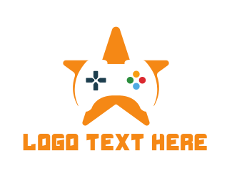 Game Star Logo