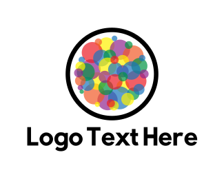 Playground - Ball Pool logo design