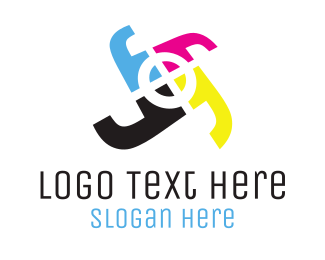 Printing - Printing Cartridges logo design