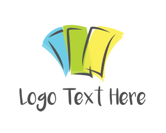 Colorful - Colorful Coupons logo design