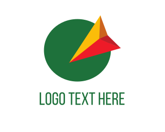 Location - MILE maps logo design