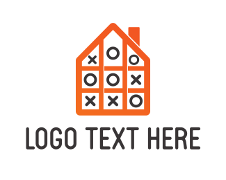 Playground - Play House logo design