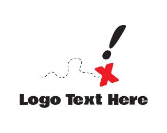 Path - Treasure Path logo design