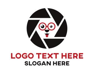 Photographer - Dog Photograph logo design