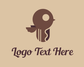 Tourism - Bird Key logo design
