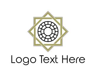 Tile - Star Tile logo design