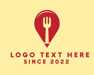 Cooking - Food Finder logo design