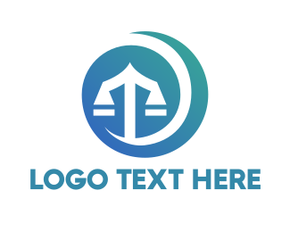 Legal - Legal Circle logo design
