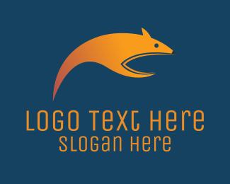 Run - Fast Fox logo design