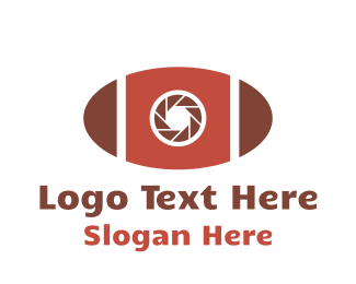 Rugby - Rugby Photography logo design