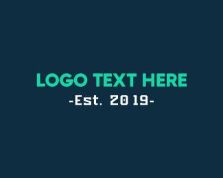 Coder - Modern & Futuristic  logo design