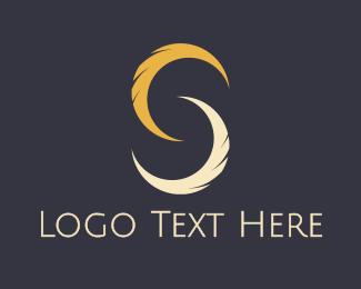 Crescent - Crescent S logo design