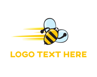 Work - Speed Bee logo design
