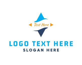 Flag - Star Flag logo design