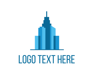 Home - Blue City logo design