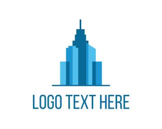 Loan - Blue City logo design